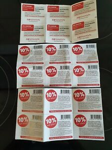 rossmann coupon müller