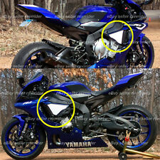 side frame / ecu cover numberplate decals to fit a 2015 2016 yamaha R1