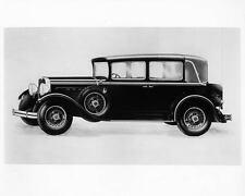 1929 Reo 5 Passenger Landaulet Sedan Factory Photo ae2668-623E6O