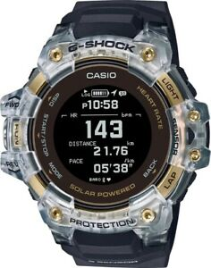 Casio G-Shock Solar GPS Heart Rate Monitor Limited Edition Watch GBDH1000-1A9