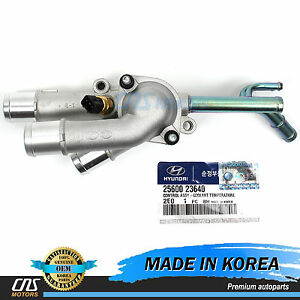 Genuine Thermostat Housing For 03 11 Elantra Tiburon