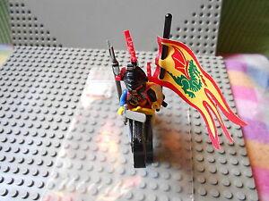 LEGO VINTAGE  MINIFIG   Dark Dragon's Den (6076-1)  black horse