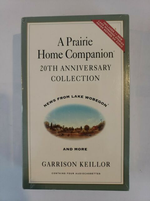 A Prairie Home Companion  1994  Cassette  Abridged  New  U0026 Free Shipping