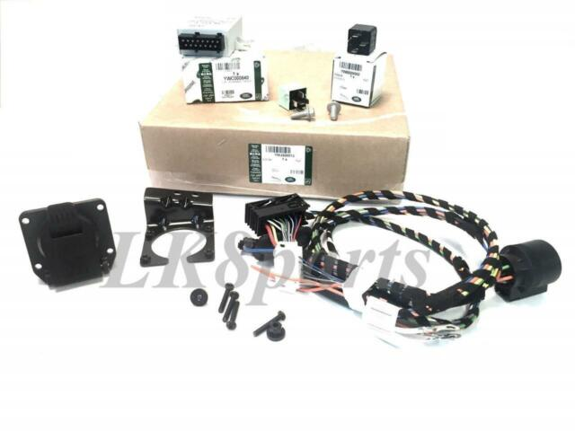 Land Rover Tow Towing Harness Cable Wires Range M62 03-05 YWJ500012 on