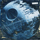 Sicmats Death Star ll Slipmats PAIR Slip Mats - DJ Turntable Star Wars Deathstar