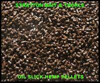 Scopex Oil Slick Hemp Carp & Coarse Sinking Pellets