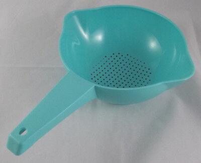 Tupperware® Spitzsieb D185 lila Sieb Kunststoff Abtropfsieb Durchschlag NEU