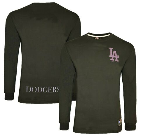 Majestic Los Angeles LA Dodgers Baseball T Shirt Mens ALL SIZES MLB Jersey