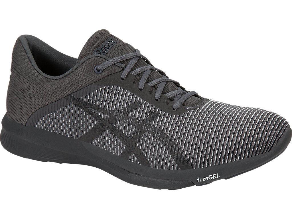 ASICS T7K2N.9595 FUZEX RUSH CM Mn's (M) Dark  Gris  Mesh Athletic Chaussures