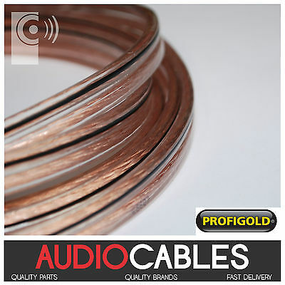 PROFIGOLD 2 5mm² OFC Studio Grade BassFlex LoudSpeaker Cable Air Foam  Insulation | eBay