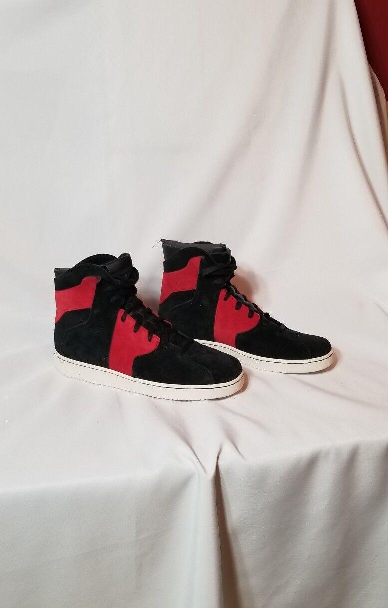 Nike air jordan westbrook 0,2 blk     rosso mens taglia 10 854563-001 | Exquisite (medio) lavorazione  | Uomini/Donna Scarpa  66f0f9