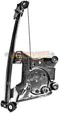 Rear Power Window Regulator Passenger RH No Motor for 95-98 Audi A6