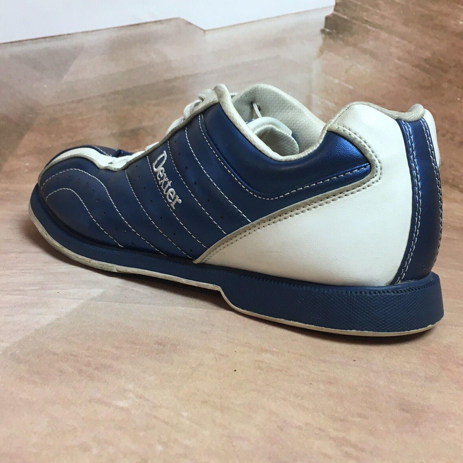 "45839d1c2 Dexter Women s Bowling shoes ""Groove"" Slide Neon blueee Sz 10M Team Sports"