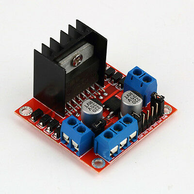 Stepper Motor Drive Control Board L298N DC Stepping Motor Module Dual H Bridge