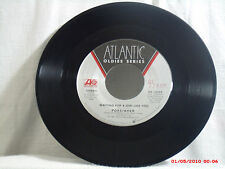 FORIEGNER -a-(45)- WAITING FOR A GIRL LIKE YOU / URGENT - ATLANTIC OLDIES - 80'S
