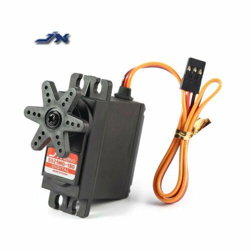 5521MG 20KG Metallgetriebe Standard Digitalservo 360° cd JX Servo PDI