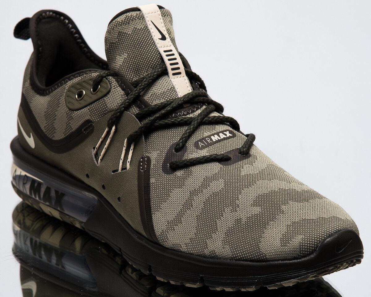 Nike Air Max Sequent 3 Premium Camo Uomo Uomo Uomo New Olive Running Shoes AR0251-201 59cfe6