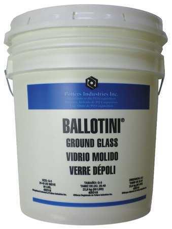 Ballotini G3 (25-40) Ground Glass Blast Media