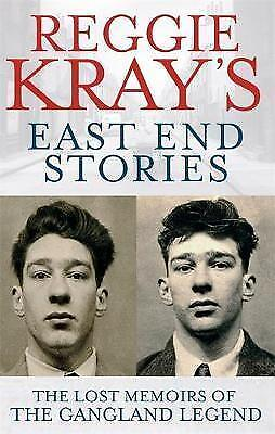 1 of 1 - Reggie Kray's East End Stories: The Lost Memoirs of the Gangland Legend, Reggie