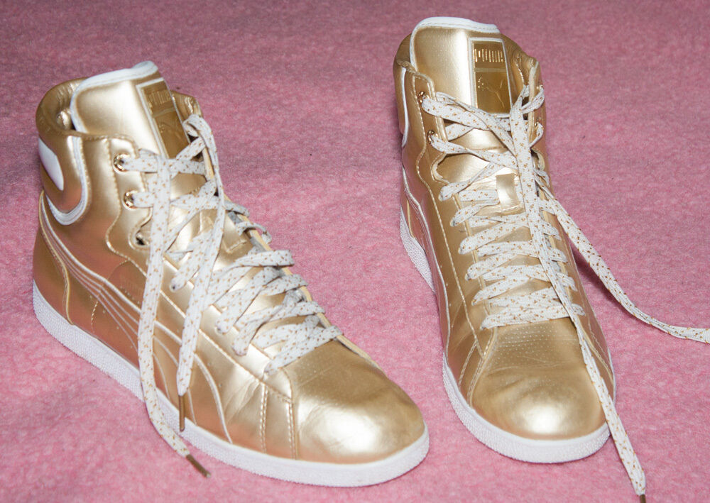 Puma ♥ Lacets ♥ Chaussures ♥ Bottes ♥ Taille Taille Taille 40,5 ♥  topst  ♥ ♥ e60b5e