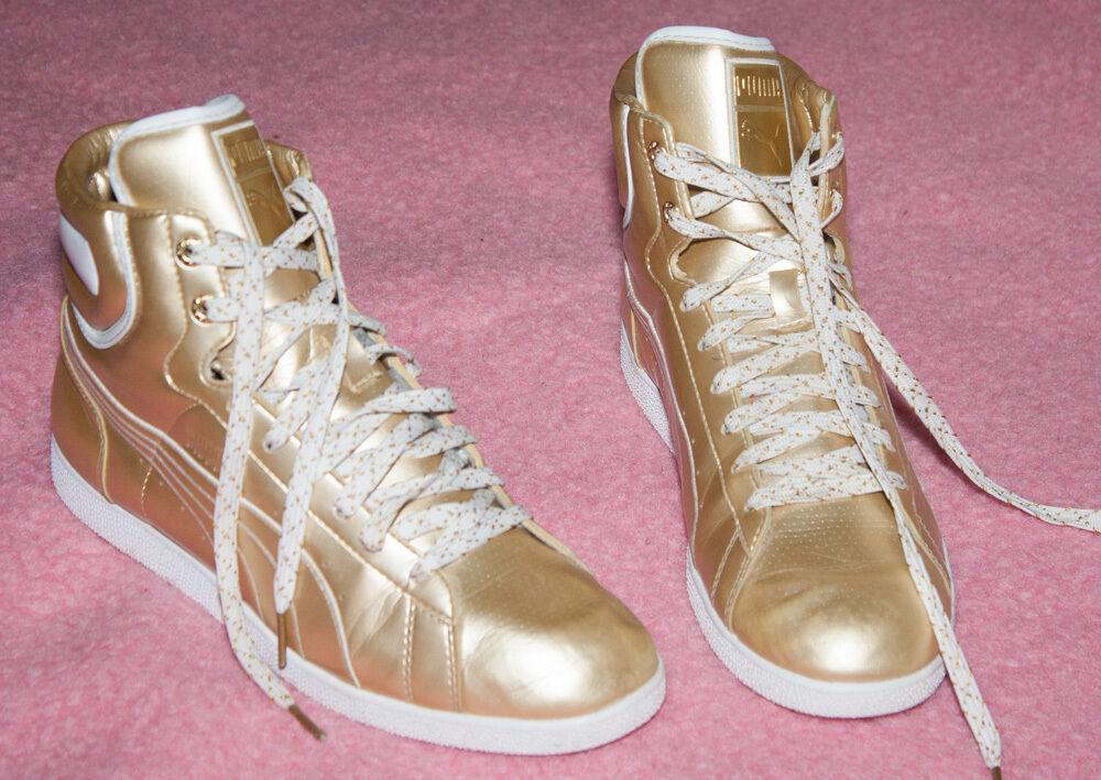 Zapatos especiales con descuento PUMA ♥ Schnür ♥ Schuhe ♥ Stiefel  ♥ Gr. 40,5  ♥ *TOPst* ♥  ♥