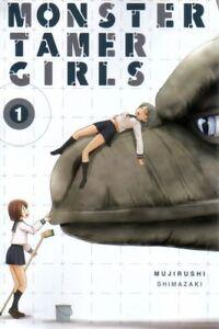 Monster-Tamer-Girls-Volume-1-Mujirushi-Shimazaki-Manga-Pbk-NEW