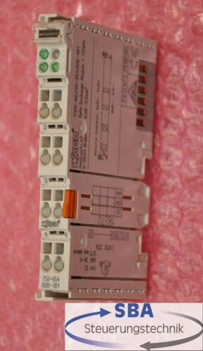 Wago Klemme Typ 750-654//000-001 schnelle Datenaustauschklemme 125 kBaud