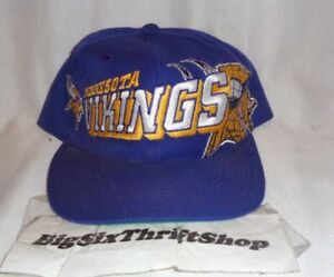 e20096b7e58f7 Image is loading Minnesota-Vikings-NFL -Pro-Line-Sports-Specialties-Throwback-
