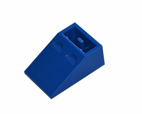 Parts /& Pieces 4509443 2 x Lego Blue ROOF TILE 2X3//25 degrees INV