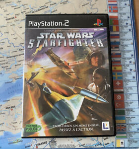 Star wars : starfighter Ps2 Version Française Complet