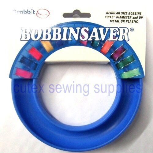 Grabbit Bobbinsaver Bobbin Holder Organizer Sewing /& Quilting Tool