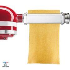 Kitchen Pasta Roller Attachment for Kitchenaid Stand Mixer,Stainless Steel