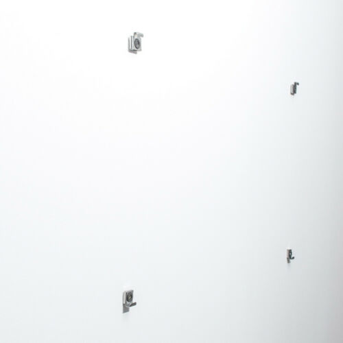 Tulup Wandbilder Glasbild Dekobild 100x50 Strand Felsen Landschaft