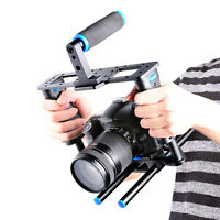 Movie Video Photography Camera Kit Top Handle Video Accessory Cage Gearbox Kit