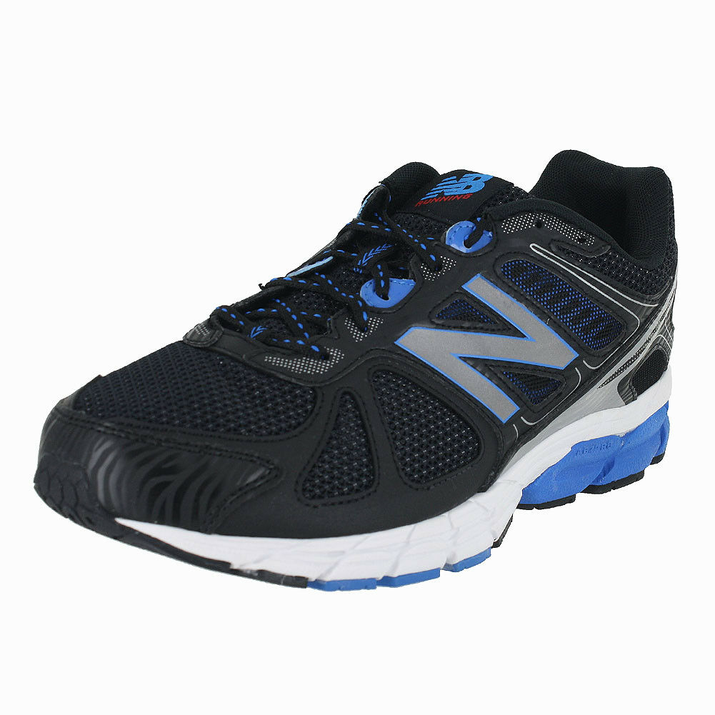 NEW BALANCE MENS 670V1 RUNNING EXTRA WIDE blueeE BLACK 670BB1 4E MENS US SIZES