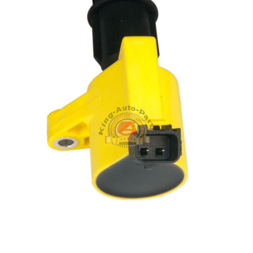 Ignition Coil 8 Pack For Ford Multispark Blaster Epoxy 4.6L 5.4L DG508 Yellow