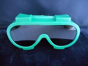 Neue splashgard Schutzbrille Shade 4 Schweißen Grün Sicherheit Glendale Optic