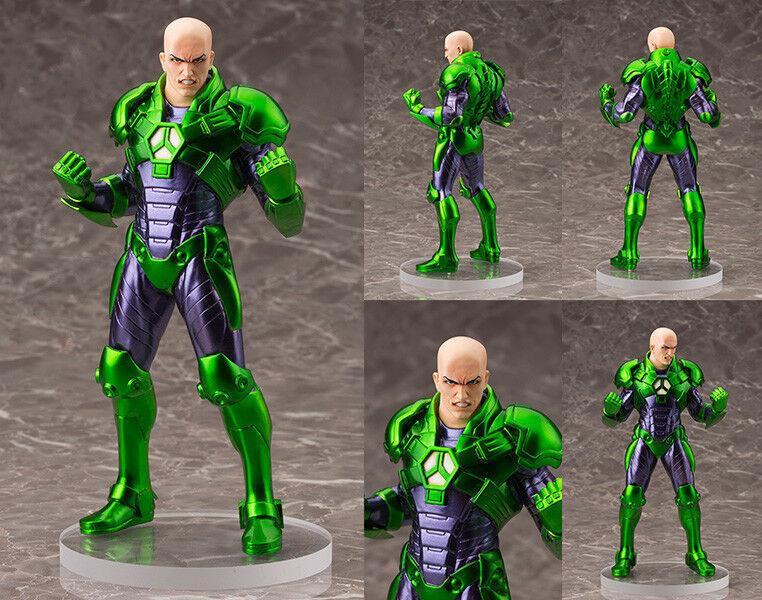 DC COMICS-Lex Luthor ArtFX + Estatua