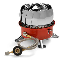 Backpacking Outdoor Gas Butane Propane Canister Camp Stove Burner+piezo Ignitio