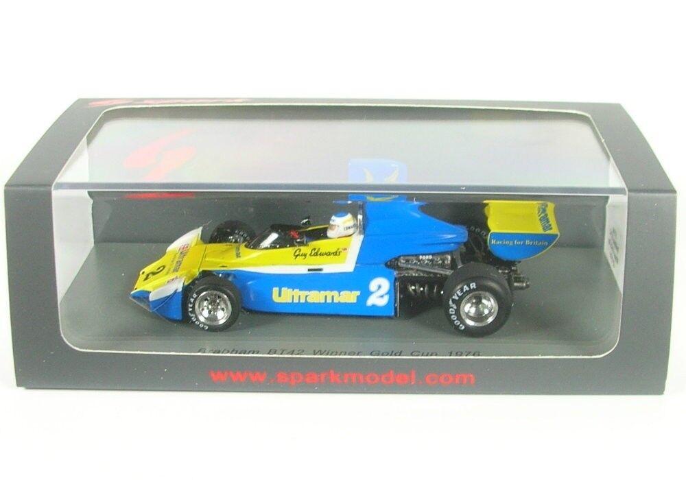 Brabham BT42 No.2 No.2 No.2 Winner Oulton Park Gold Cup GP 1976 (Guy Edwards)  | Sonderpreis  27b3f5