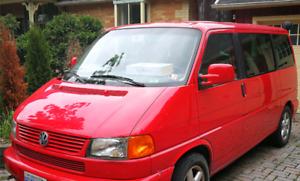 2001 Volkswagen EuroVan VR6 GLS