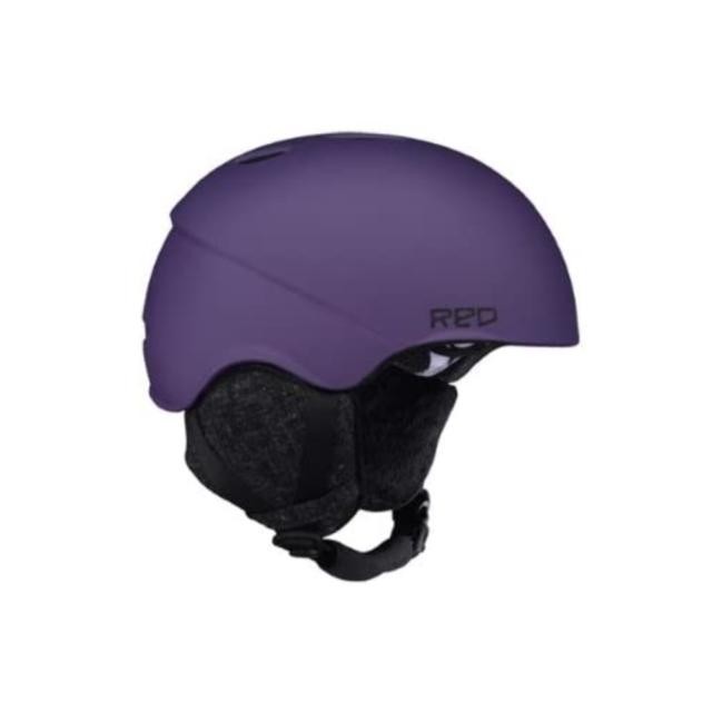 RED Women's Hi-Fi Ski Snowboard Helmet Violet L (59-61 CM) - New!