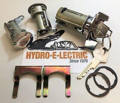 Ignition /& Door Lock Set NEW 1970-1978 Charger Coronet /& Super Bee OE keys