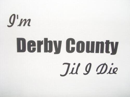 Derby County 1971//72 Championship team Sweat /& T-Shirts 4XL /& 5XL Birthday Gift