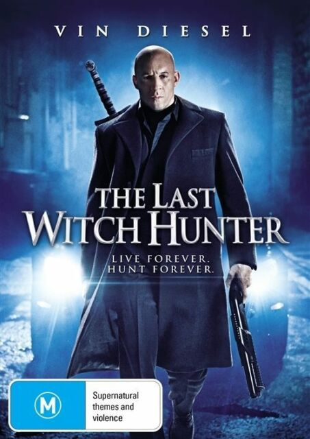 The Last Witch Hunter - DVD - FREE POST