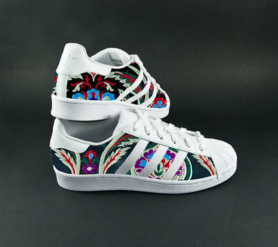 Shoes adidas Superstar with Fabric