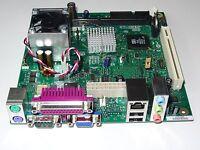 Intel Desktop Board D201GLY, Intel Celeron 1.33GHz, Ohne Zubehör