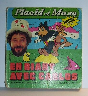 Apuesto Placid Muzo Poche N°92 A Livre Bande Dessinee Bd Made In France Arnal 194 Pages Haciendo Las Cosas Convenientes Para La Gente