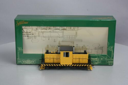 Bachmann 29203 On30 Painted /& Unlettered Whitcomb 50-Ton Center-Cab w//DCC