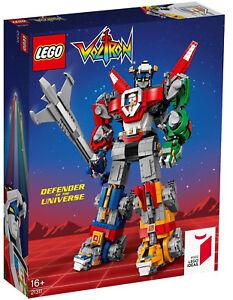 Lego Collectors Ideas 21311 Voltron Nouveau